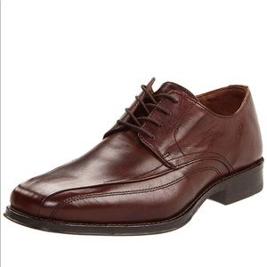 Johnston & Murphy Harding Panel Lace Up Size 12